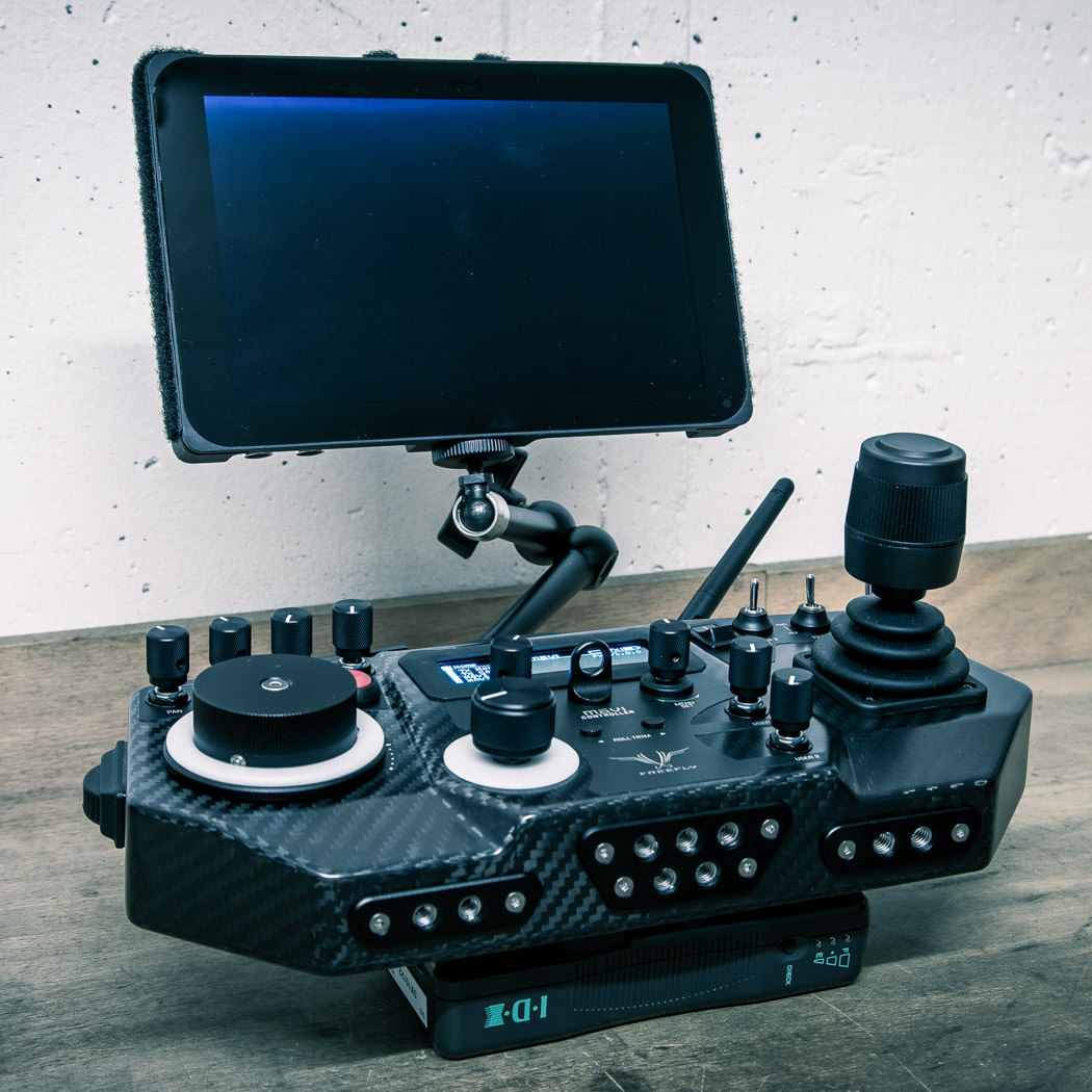 Freefly MōVI Remote Controller theblackdrone GmbH