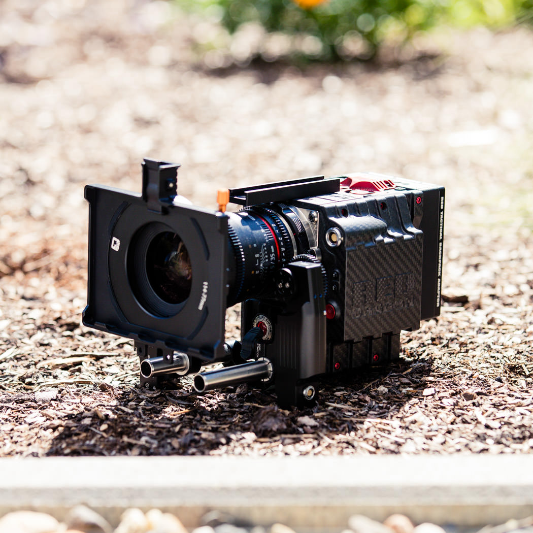 RED EPIC DRAGON 6K Carbon Edition Kamera theblackdrone