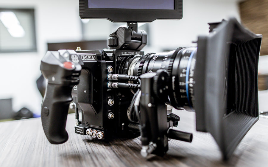 RED EPIC W Helium 8K theblackdrone GmbH